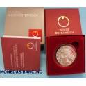 2013 AUSTRIA -10  EUROS - BAJA AUSTRIA - PLATA - REPUBLIK OSTERREICH