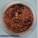 2013 AUSTRIA - 5 EUROS - TIERRAS DE AGUAS - PLATA - REPUBLIK OSTERREICH