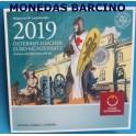 2019 - AUSTRIA - EUROS - COIN SET -COLECCION 8 MONEDAS EN  BLISTER - MUNZE OSTERREICH