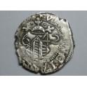 1642 - FELIPE IV - PHILIP IV -  REAL - MACUQUINO - DIECIOCHENO- VALENCIA