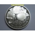 1996 - CANADA -  DOLLAR -  PROOF - MATCHS - PLATA