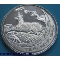 1992 ANDORRA - 10 DINERS - REBECO -plata