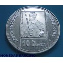 1991- ANDORRA - 10 diners - CARLOMAGNO