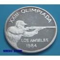 1984  ANDORRA - 20 DINERS - LOS ANGELES - TIRO