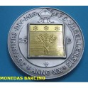 1991 - ANDORRA -25 DINERS - ANIVERSARIO ESPICOPAL -PLATA Y ORO