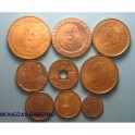 1999 - ESPAÑA -  PESETAS - JUAN CARLOS I - COLECCION- monedasbarcino.com