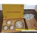 1997 - ESPAÑA - 2000 Y 10.000 PESETAS -JUAN CARLOS I  - CASA  DE BORBON - CINCUENTIN - 8 REALES