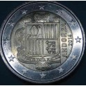 2014 - ANDORRA - 2 EUROS - ESCUDO-monedasbarcino.com