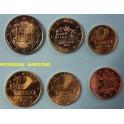 2014 - ANDORRA - EUROS - COLECCION 6 MONEDAS