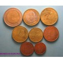 2003- ESPAÑA -  EURO - COLECCION DE EUROS