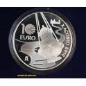 2010 - ESPAÑA - 10 EUROS - PLATA - XACOBEO -GALICIA-monedasbarcino.com