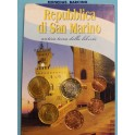 2001 - SAN MARINO - EUROS- ANTICA TERRA - 6 MONEDAS BLISTER
