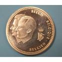 1996 - BELGICA - 250 FRANCOS -REGIS BALDVINI-plata-monedasbarcino.com