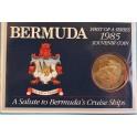 1985 1 DOLLAR - BERMUDAS  ISLAS - CRUISE-monedasbarcino.com