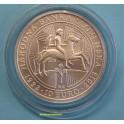 2013 - ESLOVAQUIA -10 EUROS- NARODNA - PLATA-monedasbarciono.com