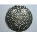 1786  - FRANCIA - ECU - PLATA - LOUIS XVI -ORLEANS R -