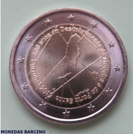2019  PORTUGAL - 2 EUROS - ISLA MADEIRA - CONMEMORATIVOS