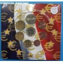 2004 - FRANCIA -  EUROS - BLISTER - 8 monedas