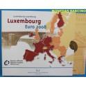 2008 - LUXEMBURGO - EUROS - EUROSET - LUXEMBOURG