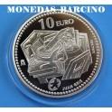 2012 - ESPAÑA - 10 EUROS - PINTORES ESCULTORE