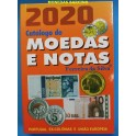 2020 - CATALOGO - LIBRO -PORTUGAL - MONEDAS Y BILLETES
