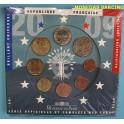2009 - FRANCIA -  EUROS - BLISTER -8 MONEDAS MONNAIE PARIS