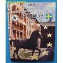 2003 - SUECIA -  EUROS PRUEBA - SVENSKA- COLECCION - SVERIGE