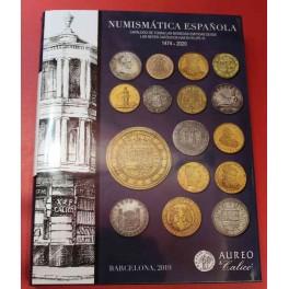 NUMISMATICA ESPAÑOLA 1474 -2020. monedasbarcino.com
