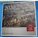 2020 - AUSTRIA - EUROS - COIN SET -COLECCION 8 MONEDAS EN  BLISTER - MUNZE OSTERREICH