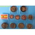 2012 - ESPAÑA - EUROS - COLECCION  - X ANIVERSARIO - BURGOS