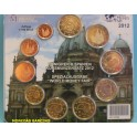 2012 - ESPAÑA - EUROS - COLECCION - BLISTER -WORLD MONEY FAIR