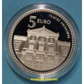 2011 - ESPAÑA - 5 EUROS - TEATRO - CASTELLON - PLATA
