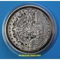 1980 -  MEXICO-  2 ONZAS - LIBERTAD - PLATA -BULLION COINS