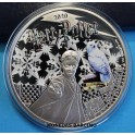 2020- SAMOA - MEDIO DOLLAR - HARRY POTTER - COLOR