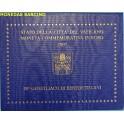 2007 - VATICANO - 2 EUROS - BENEDETTO - BLISTER OFICIAL-monedasbarcino