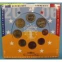2006 - FRANCIA -  EUROS - 8 MONEDAS - BLISTER