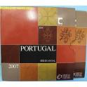 2007 - PORTUGAL - EUROS - BLISTER -COLECCION  8 MONEDAS