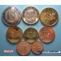 2014 LETONIA - EUROS - COLECCION