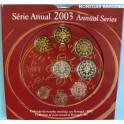 2003 - PORTUGAL - EUROS - 8 MONEDAS - BLISTER - SERIE BCN-