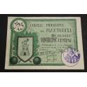 1937 -MARTORELL - 25 CENTIMOS - BILLETE PAPEL MONEDA-monedasbarcino