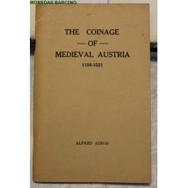 1970 - MONEDA  MEDIEVAL AUSTRIA  - INGLES - LIBRO