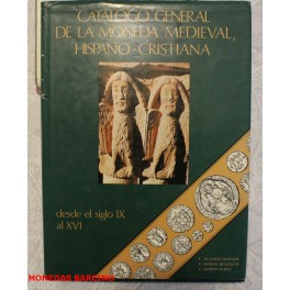 1980 - MONEDA MEDIEVAL HISPANO -CRISTIANA - IX - XVI