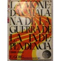 1974 - MONEDA CATALANA - GUERRA INDEPENCIA- LIBRO -CATALOGO