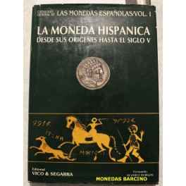 1992 -MONEDA HISPANICA - ESPAÑOLAS  -CATALOGO-LIBRO
