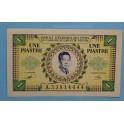 1000 - INDOCHINA FRANCESA billetes - 1 PIASTRA - BILLETE - BANKNOTE