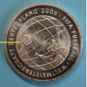 2005 - ALEMANIA - 10 EUROS  - FIFA 2006 - DEUTSCHLAND