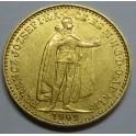 1909-Hungria-Franz-Joseph-I-20-korona-