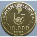 1978 - 2000 + 10000 EKUELE GUINEA ECUATORIAL