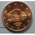 2015  LETONIA -  2  EUROS  -  CIGUEÑA - CONMEMORATIVOS
