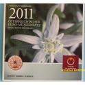 2011 AUSTRIA - EUROS - COLECCION BLISTER -8 MONEDAS
